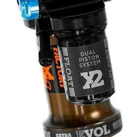 Fox Racing Shox Float DPX2 F-S K 3Pos Evol LV AM 0,2 CM DRM Rezi AFF Dämpfer 216x63mm orange